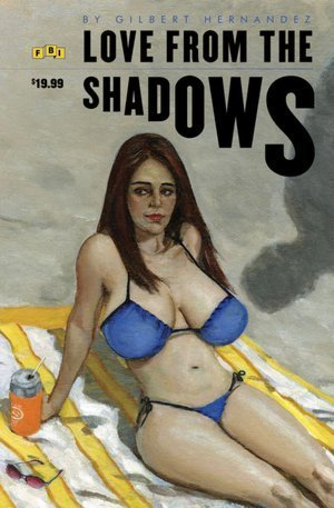 Love from the Shadows (Adult Comics) (2011)