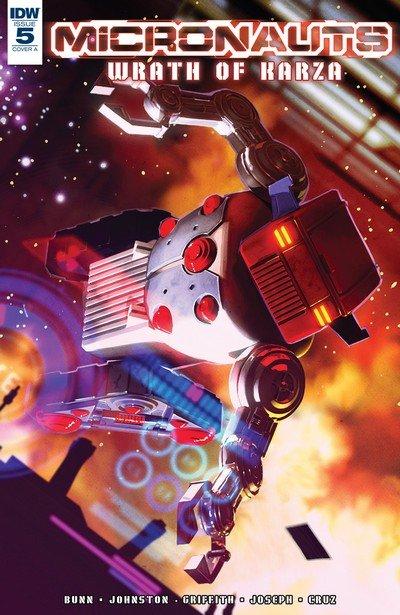 Micronauts – Wrath of Karza #5 (2017)
