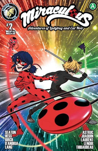 Miraculous – Adventures of Ladybug and Cat Noir #2 (2017)