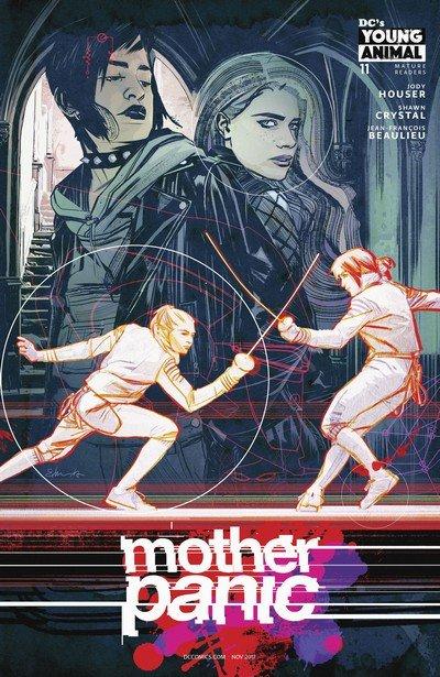 Mother Panic #11 (2017)