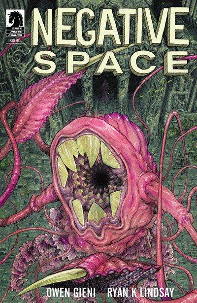 Negative Space #1 – 4 (2016)