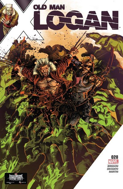 Old Man Logan #28 (2017)