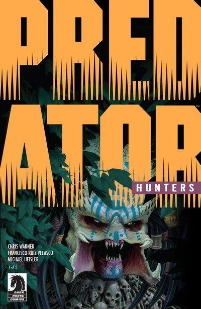 Predator – Hunters #1 – 5 (2017)