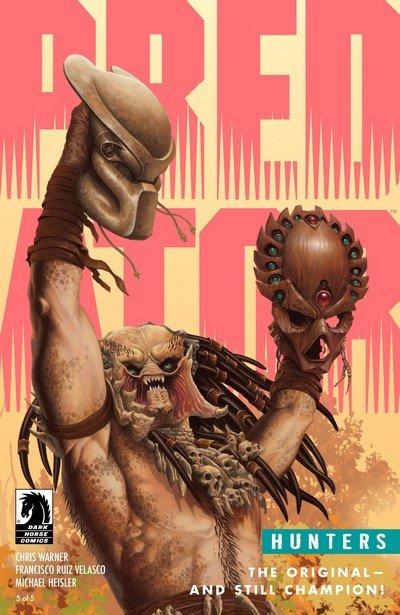 Predator – Hunters #5 (2017)