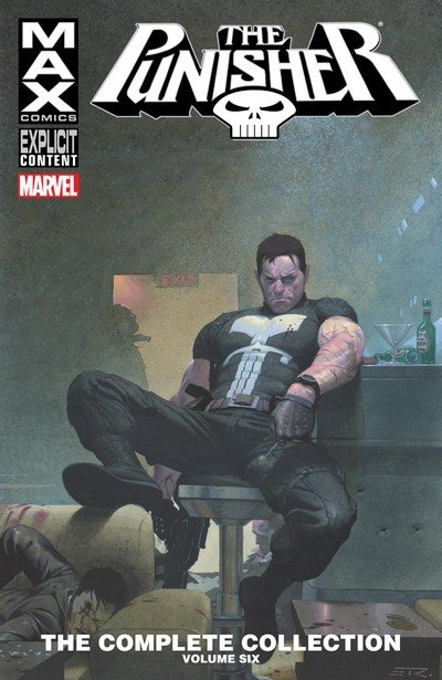Punisher Max – The Complete Collection Vol. 1 – 6 (2016-2017)