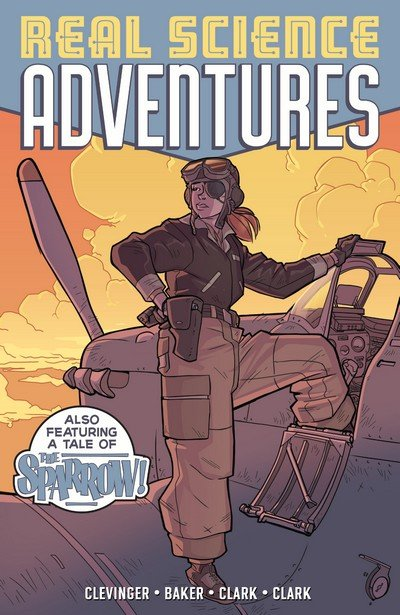 Real Science Adventures #1 – 6 (2017)