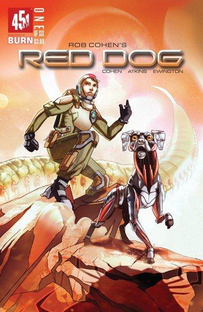 Red Dog #1 – 6 (2016-2017)