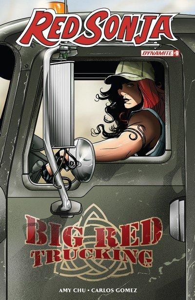 Red Sonja Vol. 4 #9 (2017)