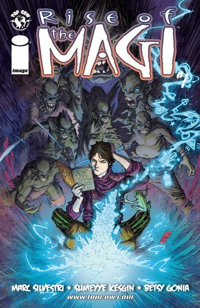 Rise of the Magi #0 – 5 (2014-2015)