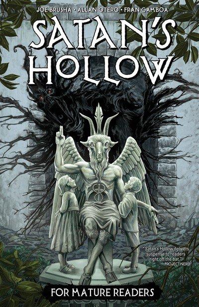 Satan's Hollow (TPB) (2017)