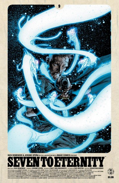 Seven To Eternity #9 (2017)