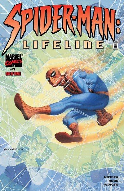 Spider-Man – Lifeline #1 – 3 (2001)