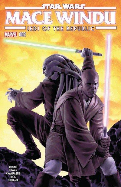 Star Wars – Jedi of the Republic – Mace Windu #2 (2017)