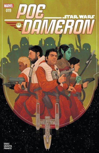 Star Wars – Poe Dameron #19 (2017)