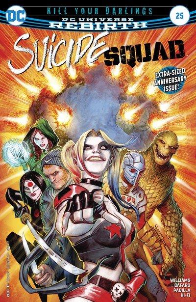 Suicide Squad #25 (2017)