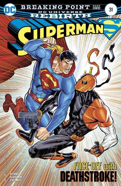 Superman #31 (2017)
