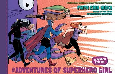The Adventures of Superhero Girl (Expanded Edition) (2017)