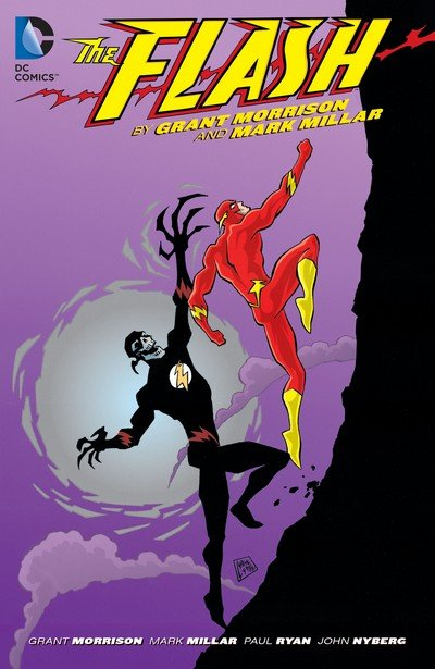 The Flash by Grant Morrison and Mark Millar (2016)