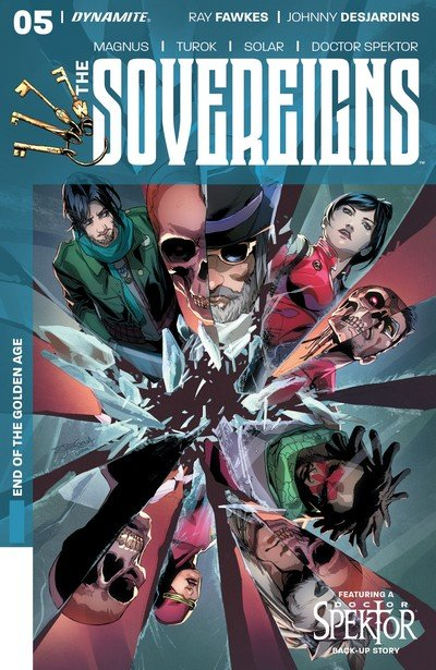 The Sovereigns #5 (2017)