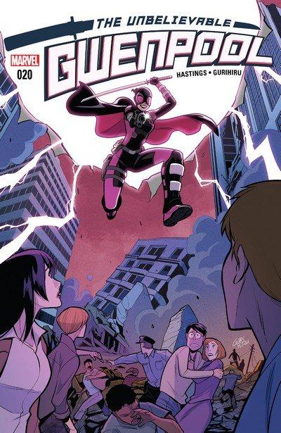 The Unbelievable Gwenpool #20 (2017)