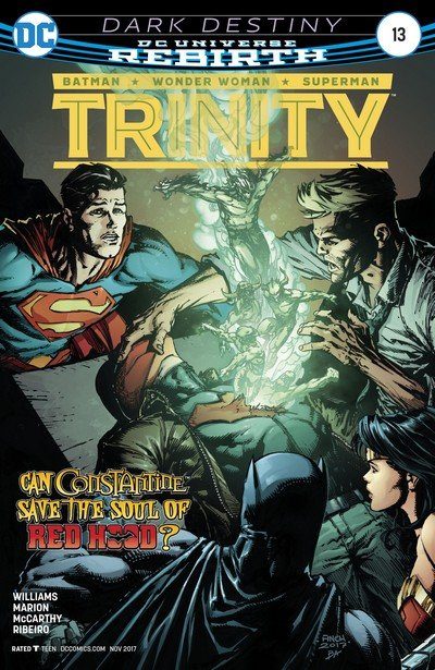 Trinity #13 (2017)