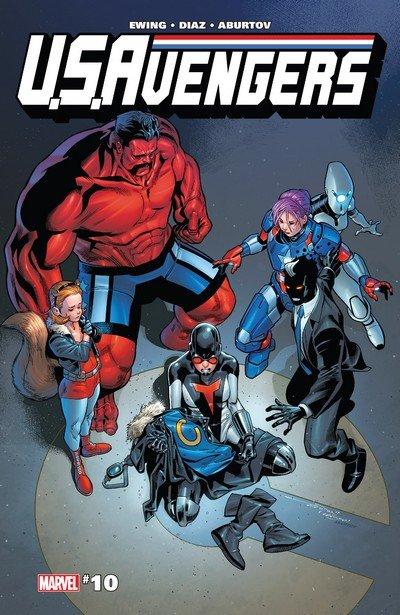 U.S.Avengers #10 (2017)