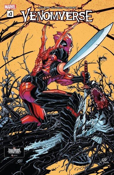 Venomverse #3 (2017)