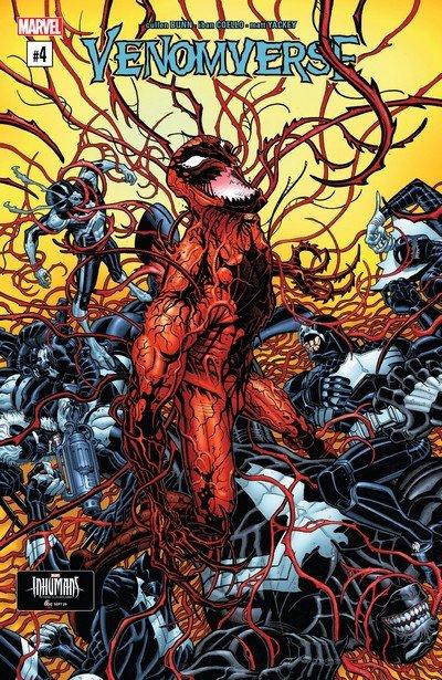 Venomverse #4 (2017)
