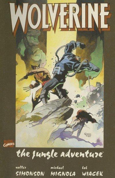 Wolverine – The Jungle Adventure #1 (1990)
