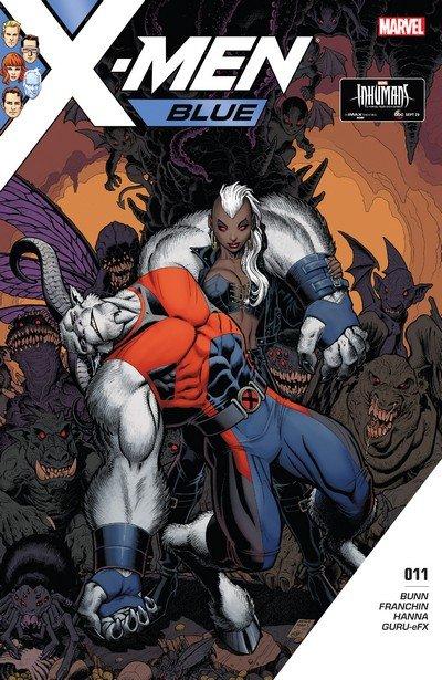 X-Men Blue #11 (2017)