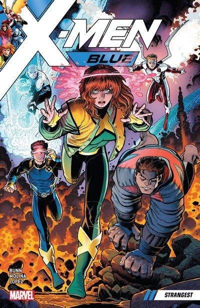 X-Men Blue Vol. 1 – Strangest (2017)