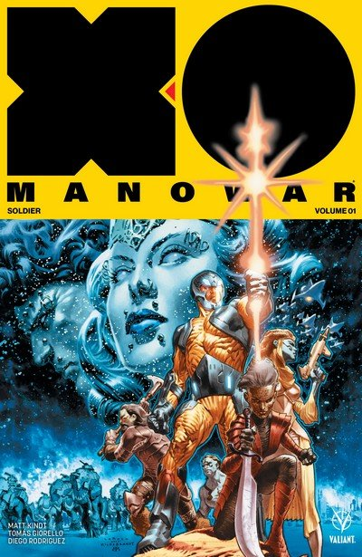 X-O Manowar Vol. 1 – Soldier (TPB) (2017)