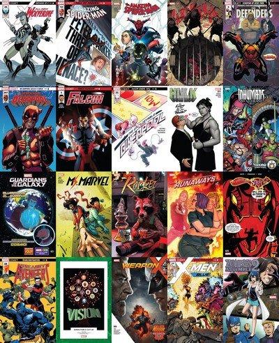 2017.10.11 Marvel Week+