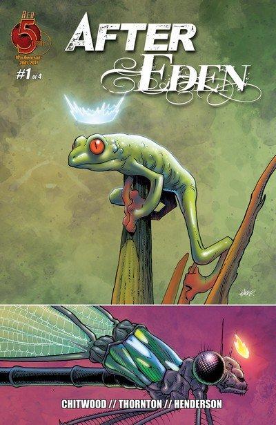 After Eden #1 – 4 (2017)