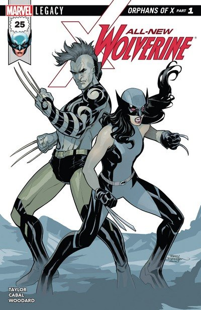 All-New Wolverine #25 (2017)