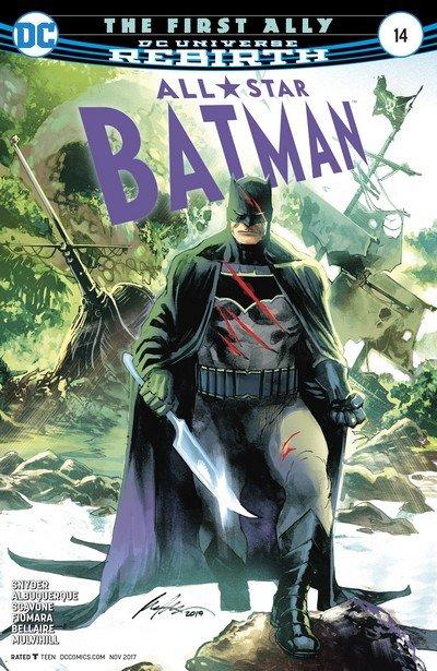 All Star Batman #14 (2017)