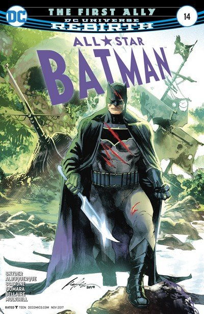 All Star Batman #14 (2017)