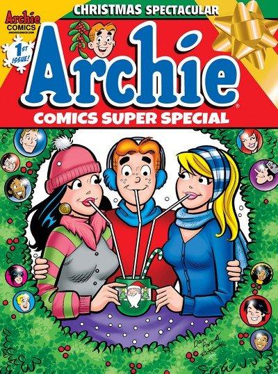 Archie Comics Super Special Magazine #1 – 7 (2012-2017)