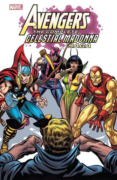 Avengers – The Complete Celestial Madonna Saga (2017)