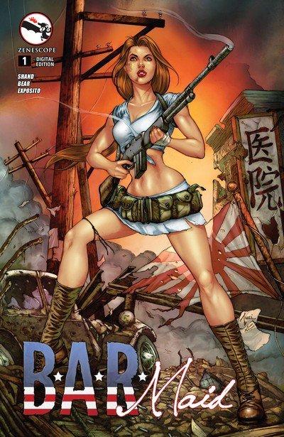 B.A.R. Maid #1 – 5 (2014)