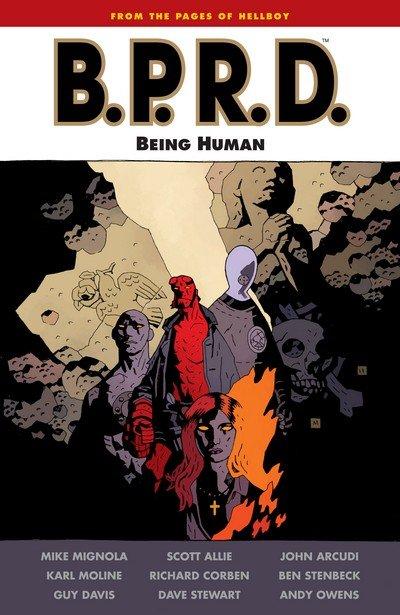 B.P.R.D. – Being Human (TPB) (2011)