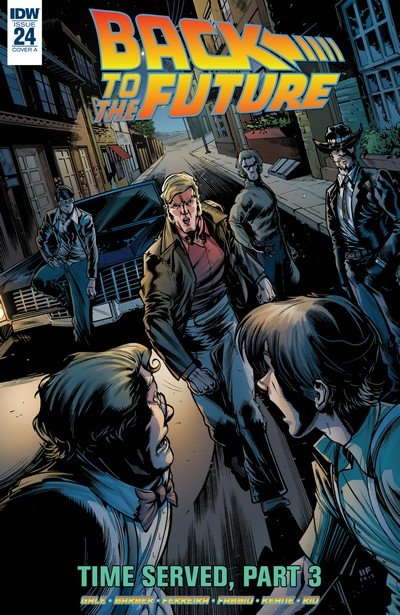 Back to the Future #24 (2017)