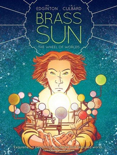Brass Sun Vol. 1 – The Wheel of Worlds (2014)