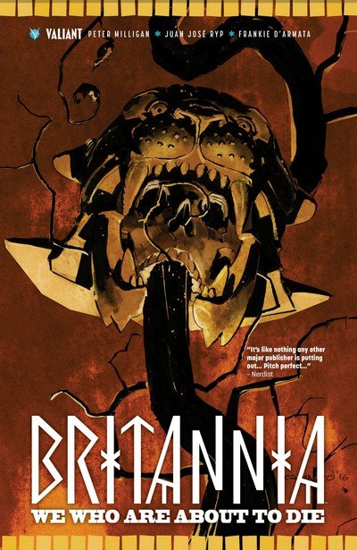 Britannia Vol. 2 – We Who Are About to Die (TPB) (2017)