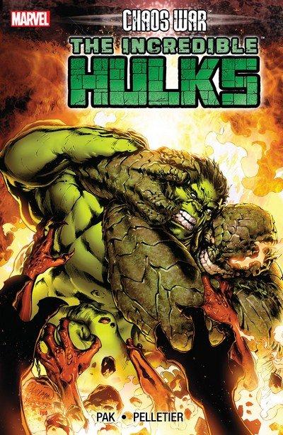 Chaos War – Incredible Hulks (TPB) (2016)