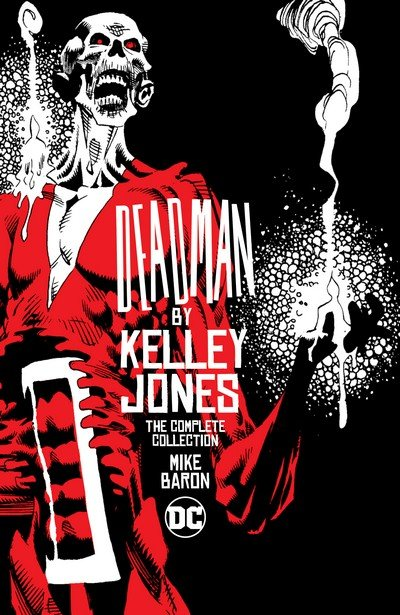Deadman by Kelley Jones – The Complete Collection (2017)