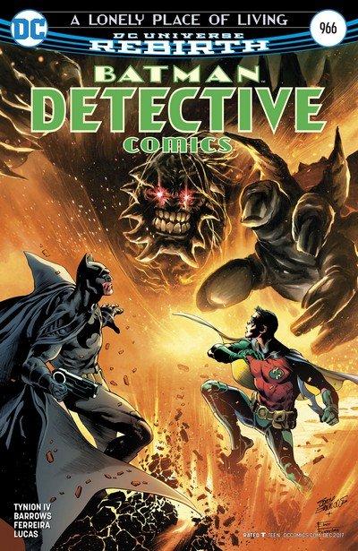 Detective Comics #966 (2017)