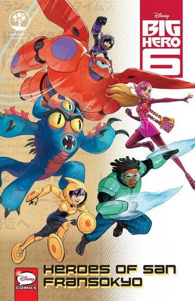 Disney Big Hero 6 – Heroes of San Fransokyo (2017)
