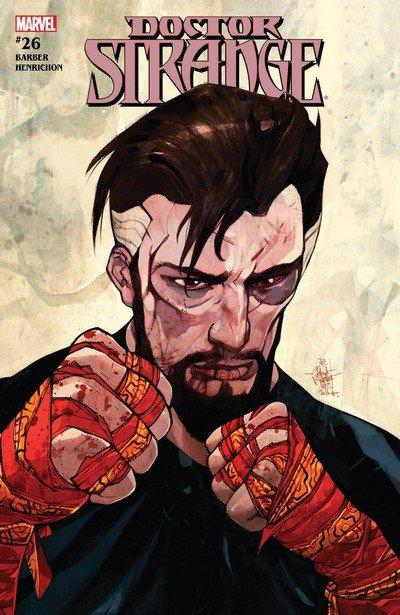 Doctor Strange #26 (2017)