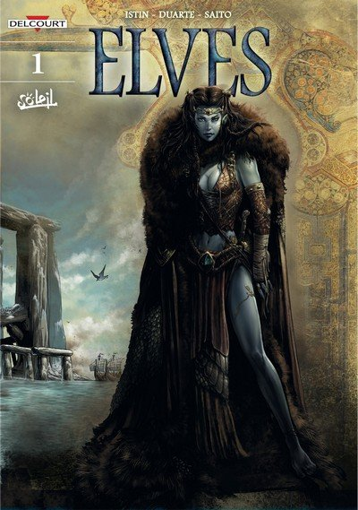 Elves Vol. 1 – 17 (2016-2017)